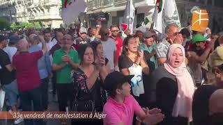 33e vendredi à Alger Imazighen, casbah Bab el Oued