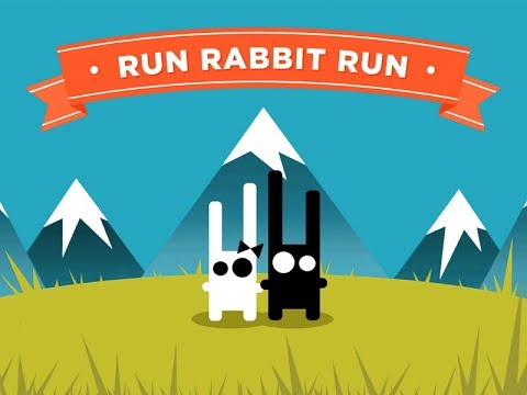 Run Rabbit Run: Hardcore Platformer!