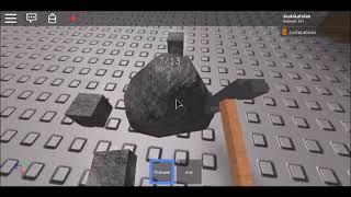 Tree chopping/Rock breaking DEMO | Roblox