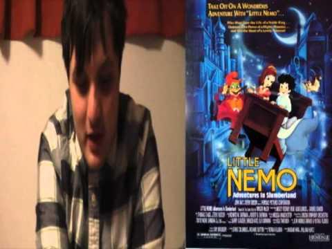 Little Nemo: Adventures in Slumberland Movie Review