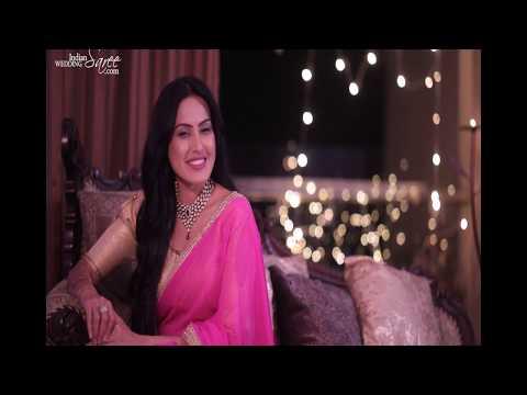 Women's Latest Designer Party Wear Sarees | Indian Wedding Saree
