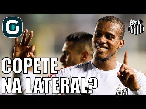 Sansão   Santos Em Busca De Um Lateral E Renato De Volta- Gazeta Esportiva (16/02/18)