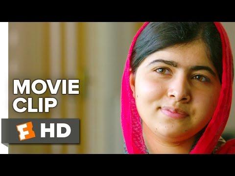 He Named Me Malala Movie CLIP - Family Card Game (2015) - Davis Guggenheim Documentary HD