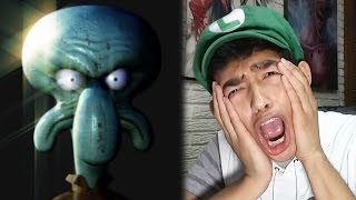 CALAMARDO ESTA ENOJADO !! - Five Nights at the Chum Bucket | Fernanfloo
