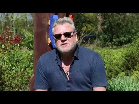 Spend some quality time with Ray Winstone