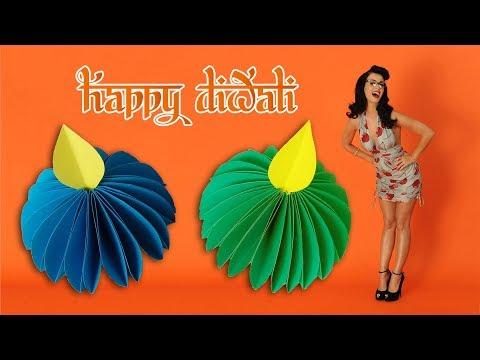Diya Decoration Ideas   Diwali Home Decoration Ideas l Diwali Decoration diy
