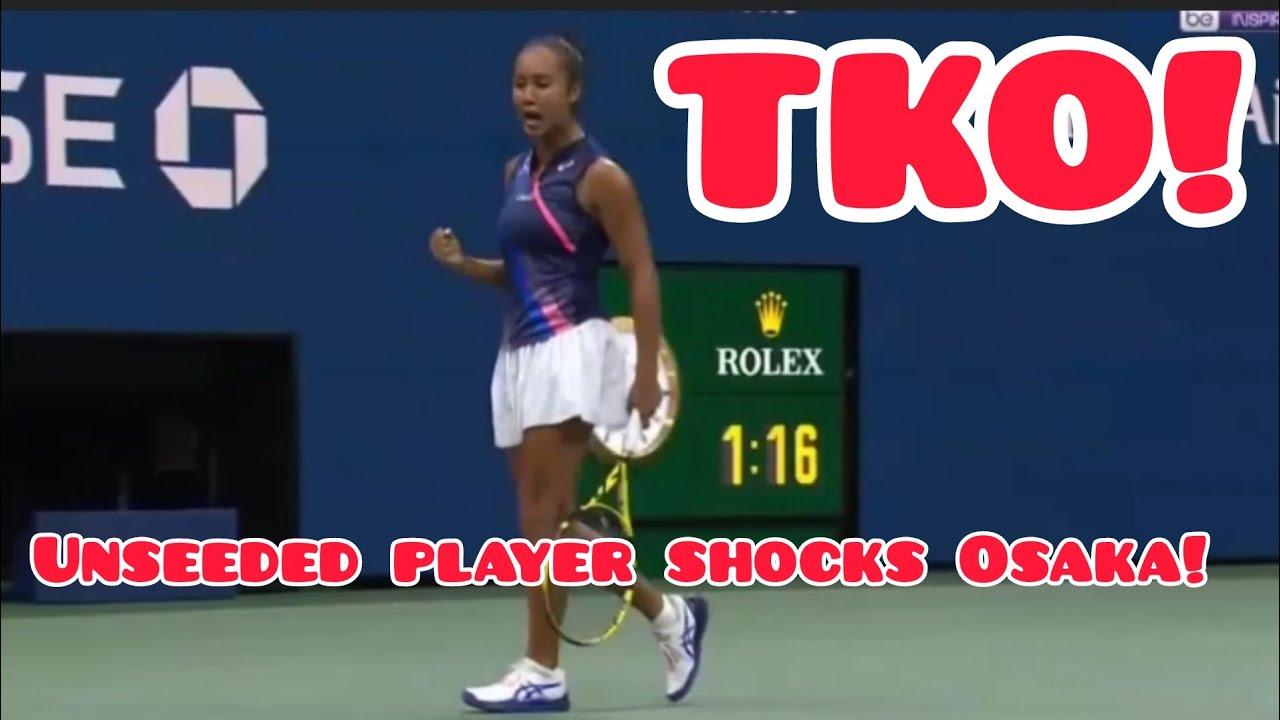 US Open: Teenager Leylah Fernandez follows Naomi Osaka ...