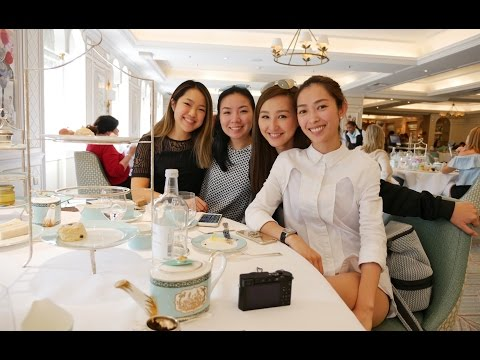 s&j afternoon tea in london Fortnum and Mason 倫敦傳統既tea