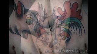 Значение тату свинья и фото готовых рисунков