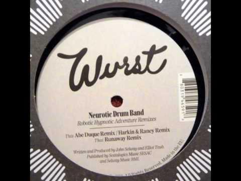 Neurotic Drum Band - Robotic Hypnotic Adventure (Harkin & Raney Remix)
