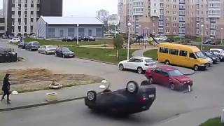 crazy Russian drivers #1 march 2017
