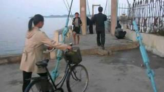 北朝鮮版 瀬戸の花嫁 Old Japanese Pop Song North Korean Version