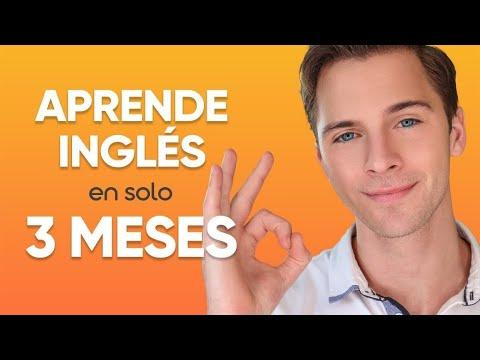 Raio Kale Anders Como Aprender Ingles En 3 Meses Como Aprender Ingles Rápido Youtube