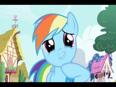 Rainbow Dash PMV - Get Off of My Back