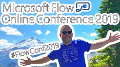 Microsoft Flow Online Conference 2019
