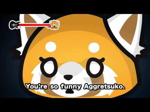 Introducing... Aggretsuko!