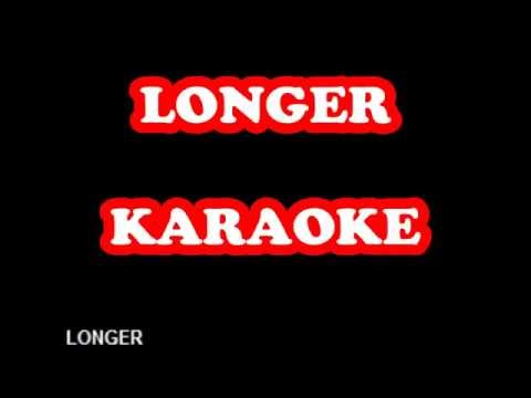 DAN FOGELBERG longer karaoke playback backing track