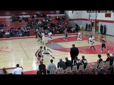 Mitchell Shegos #20 Flint Holiday Classic Highlights