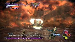 Knights Contract (PS3) Last Boss (Ending)