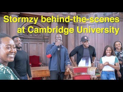 Stormzy behind-the-scenes at Cambridge University | #GoingToCambridge Mp3