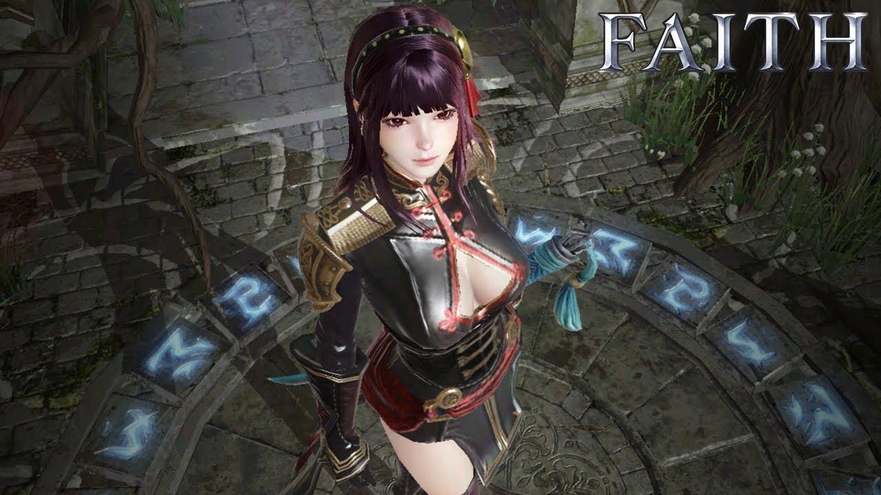 Masih Menunggu - FAITH (JP) Android MMORPG
