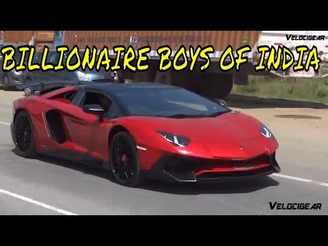 BILLIONAIRE BOYS OF INDIA (BANGALORE)
