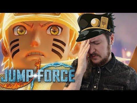 ЯРЕ ЯРЕ ДАЗЕ... Обзор Jump Force