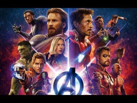 AVENGERS: Infinity War (2018) Official IMAX Trailer