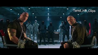 Fast Furious Presents Hobbs & Shaw Movie Scene In Tamil