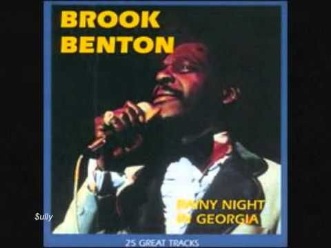 BROOK BENTON '1970' - Rainy Night In Georgia