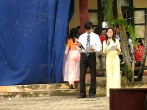 [anhthaind91] THPT C Hai Hau thi hoc sinh thanh lich 2009