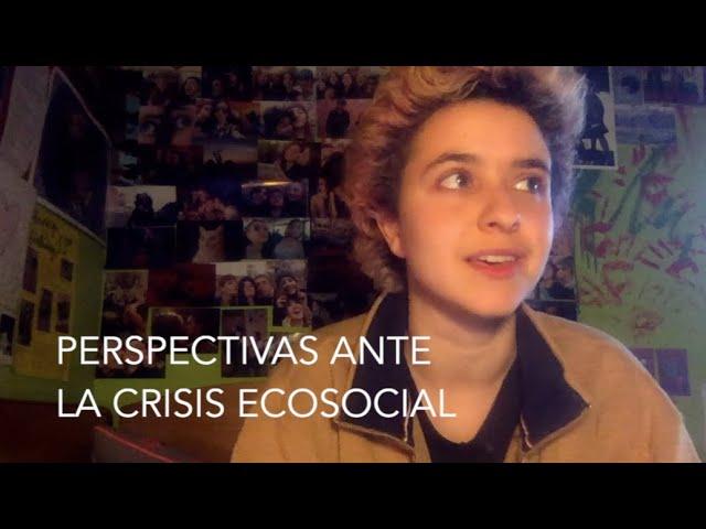 Perspectivas ante la crisis ecosocial