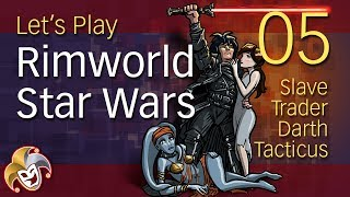 Rimworld Star Wars Slavers ~ 0…