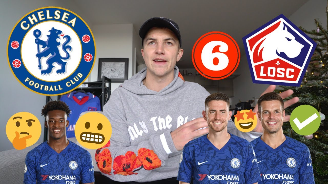Download 6 Things We Learnt From CHELSEA vs LILLE (2-1)