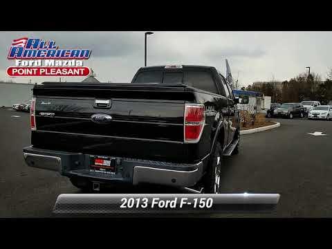 Used 2013 Ford F-150 Lariat, Point Pleasant, NJ U12400