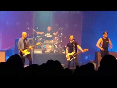 Simple Plan Shut up  at The Wiltern April 14 2017