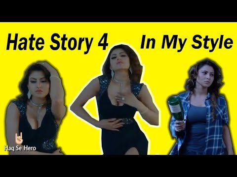 In My Style Hate Story 4 Full Movie Urvashi Rautela Mistakes - Haq Se Hero