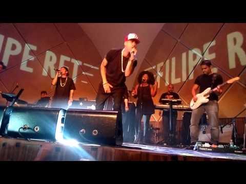 Filipe Ret - lançamento disco REVEL em SP