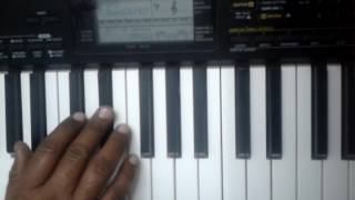 Hoton se chulo tum piano lesson