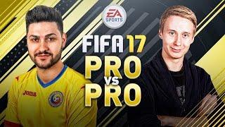 FIFA 17 PRO vs PRO - Ovvy vs Lukasinho !! THE GREATEST COMEBACK IN FIFA 17 !!!!