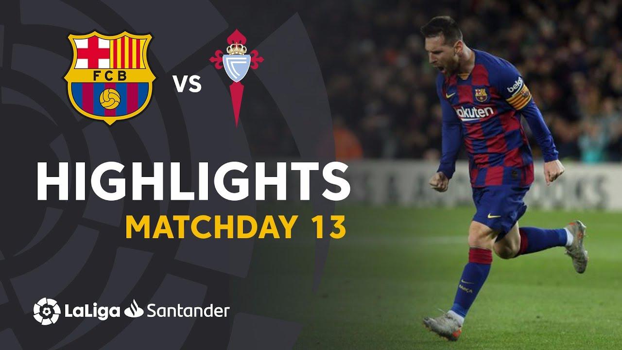 Photo of Highlights FC Barcelona vs RC Celta (4-1) – الرياضة