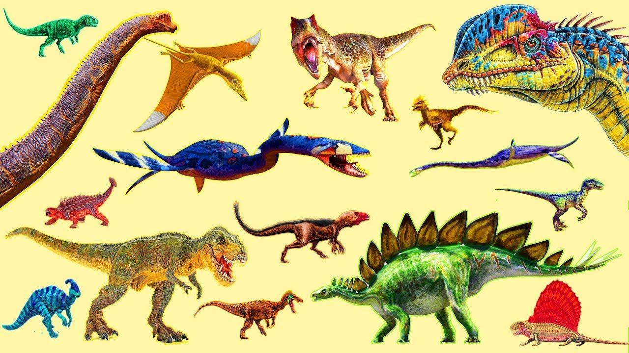 desenhos para colorir colorindo bonecos de dinossauros como colorir
