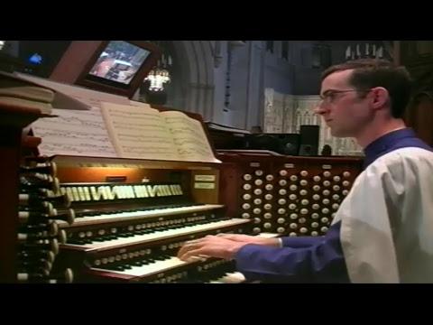 July 16, 2017: Sunday Worship Service at Washington National Cathedral