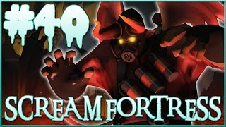 Team Fortress 2 Scream Fortress 2014 Gameplay | Doomsday Event | Part 40