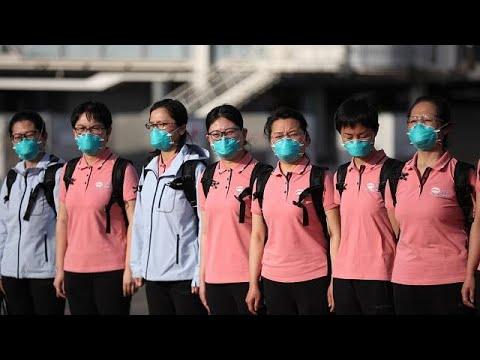 Coronavirus: au Nigeria, l'arrivée de médecins chinois fait débat