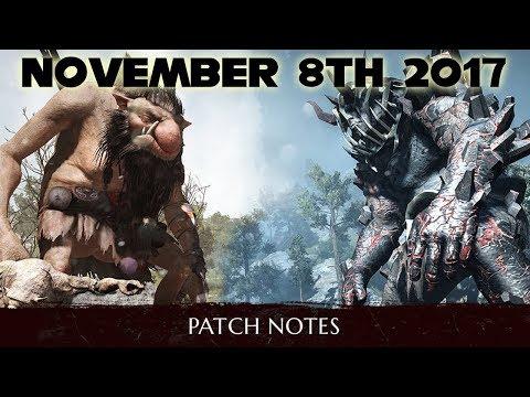 BDO Patch Notes Weekly | November 8th 2017 | Black Desert Online | Rinku Talks