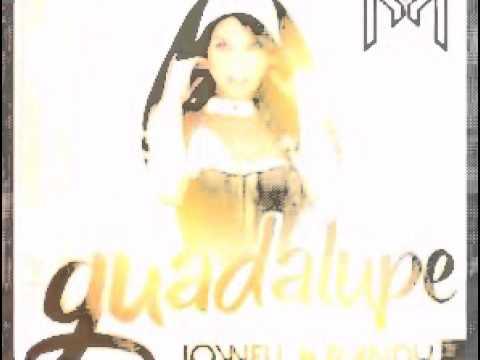 Letra-Guadalupe-Jowel y Randy