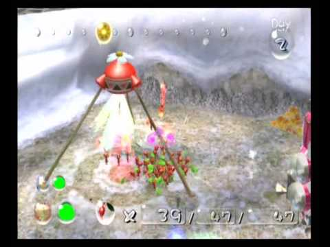 New Play Control Pikmin 2 Gameplay Singleplayer Youtube