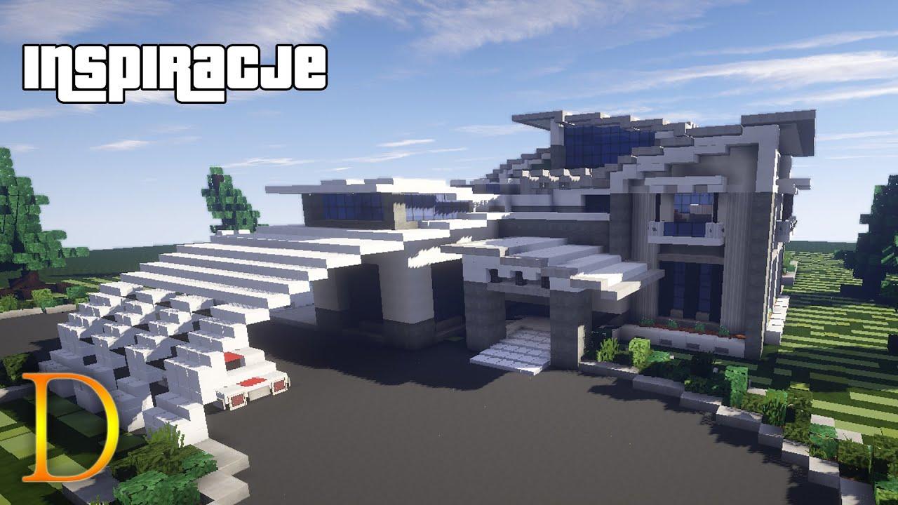 Minecraft Dom Minecraft Budowle T