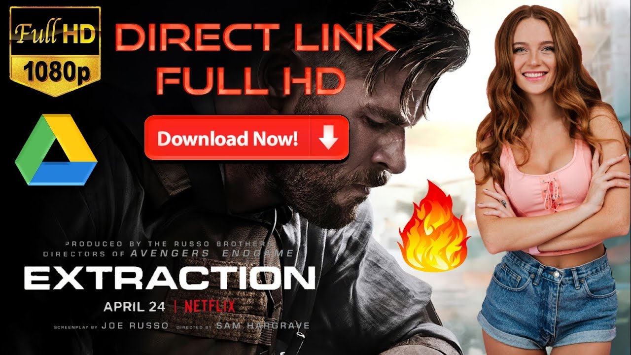 How To Download Extraction Movie In Hindi 480p 720p 1080p 1000 Working Easy Download Youtube